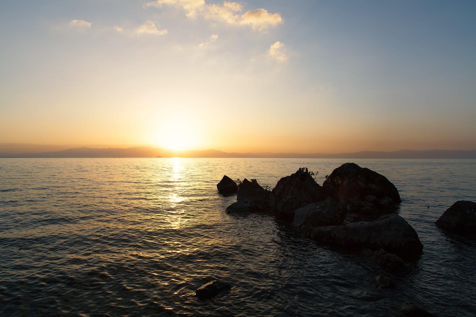 ママチャリで琵琶湖一周(ビワイチ)した話
